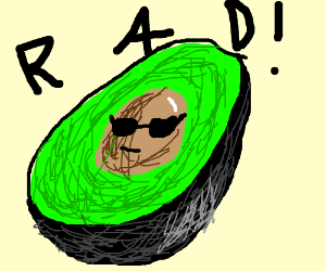 Rad Avocado