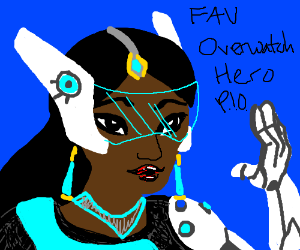 Favorite Overwatch Hero PIO