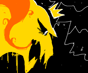 Pacman is just evil cheese by mindiathehedgehog on DeviantArt