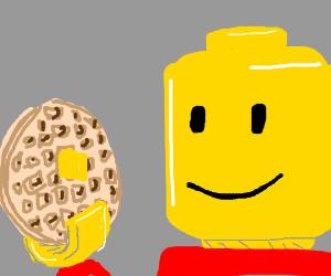 lego my waffles