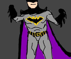 I'm a superhero!