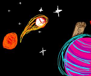 interplanetary baseball