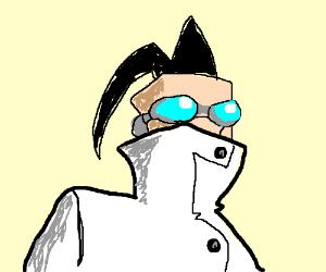 Professor Membrane!
