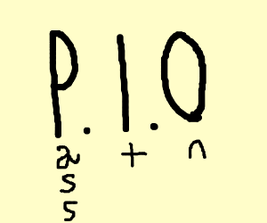 I dont even know what this is PIO