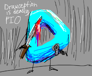 Drawception is deadly (PIO)
