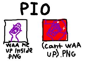(WAH ME UP INSIDE) Bring Me to Waluigi (pio)