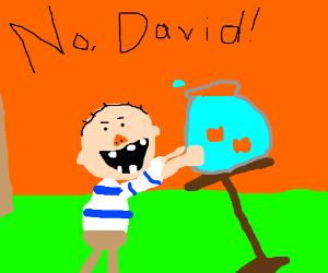 """No, David!"" by David Shannon"