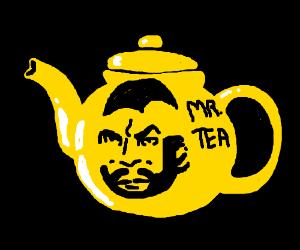 Mr. Teapot