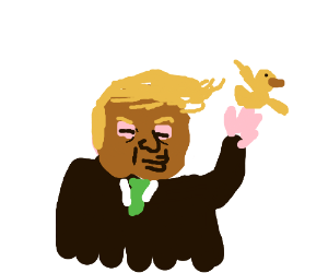 may Trump and the Ducks sing thee to thy rest
