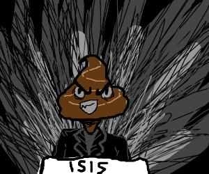ISIS is a poop emoji.