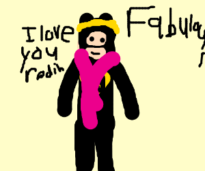 Gay Batman FABULOUS
