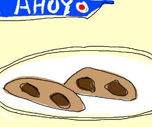 chips ahoy in milk