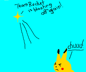 Team Rocket is blasting off again.