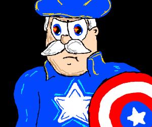 Captain Crunch: Civil War