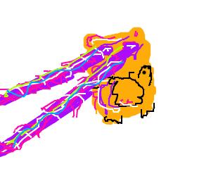 laser hamsters