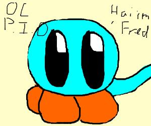 An original character
