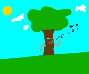 Happy tree song