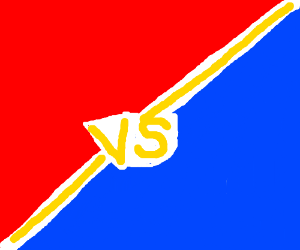 Red Vs. Blue