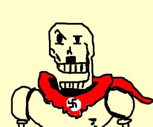 papyrus as hitler.