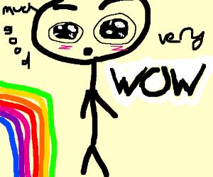 Rainbows r gud