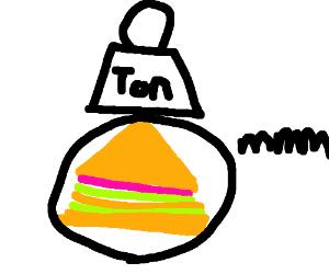 HEAVY SANDVICH