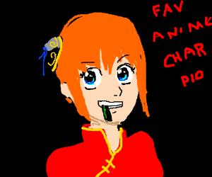 Fav. Anime Character PIO (Todya: TOMODAAAAAA!)
