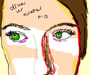 Draw your avatar (PIO)