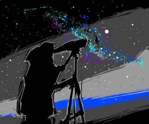Why Do We Gaze at the Stars?