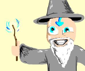 Aang the Grey Wizard