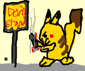Loitering Pokémon