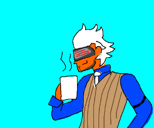 Godot - The Fragrance of Dark-Colored Coffee