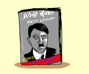 Diary of a wimpy kid: Mein Kampf