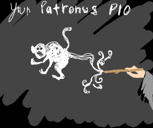 Your patronus animal PIO