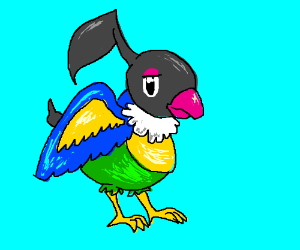 Chatot is judging you