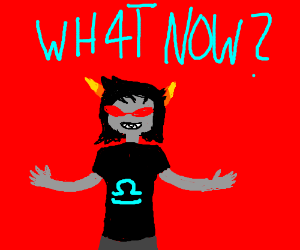 some Homestuck person