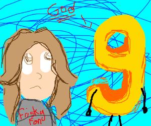 Friskyfan (Drawception User) And the 9 god