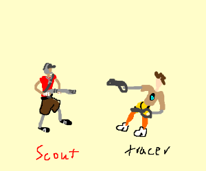 Team Fortress vs. Overwatch