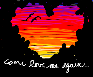 Come, let me love you. (cont. song)