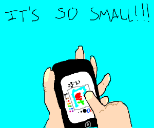 Playing Drawception on iPhone will be like