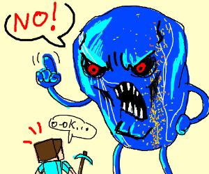 Lapis Lazuli says no