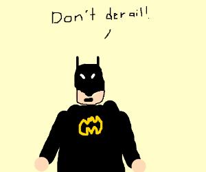 Jake offers DK 100 bananas to derail game