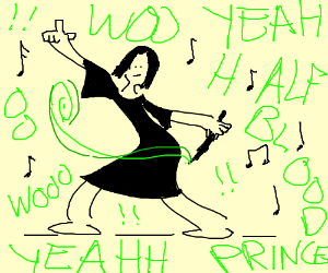 Snape's Debut Album: Half-Blood Prince
