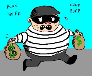 the fattest criminal