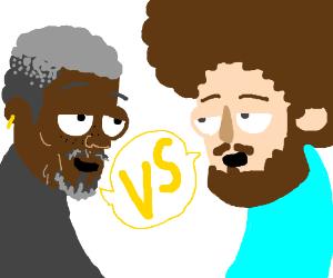 Morgan Freeman vs. Bob Ross [Soothing Voices]