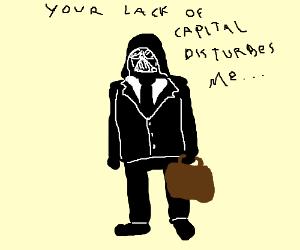 Buisness Vader