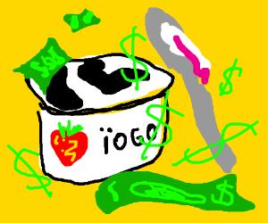 Yogurt Cash