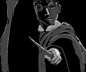 Harry Potter noir
