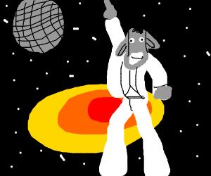Eeyore at a disco