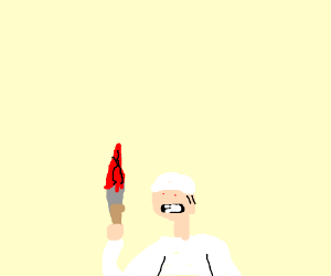 killer pope