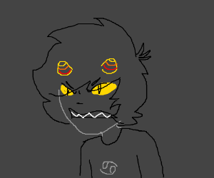 Angry Karkat